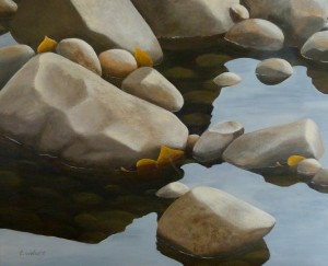 BRAGG CREEK BOULDERS: Private Collection